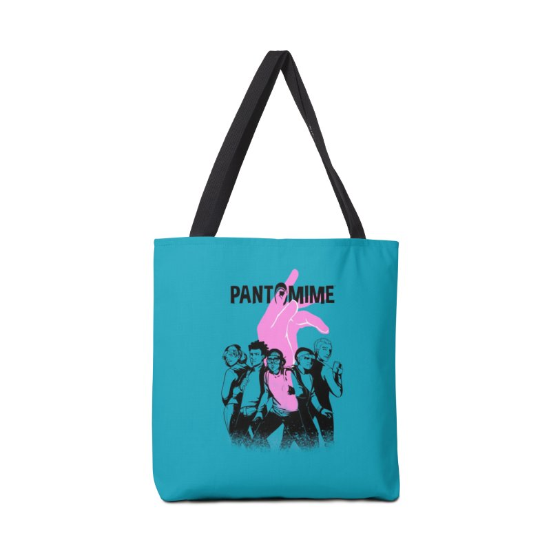 Pantomime - The Squad Accessories Bag by Mad Cave Studios's Artist Shop