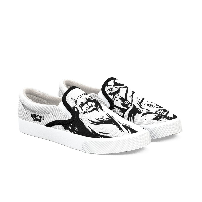 Terminal Punks - Lady Marmalade & Co. Men's Shoes by Mad Cave Studios's Artist Shop