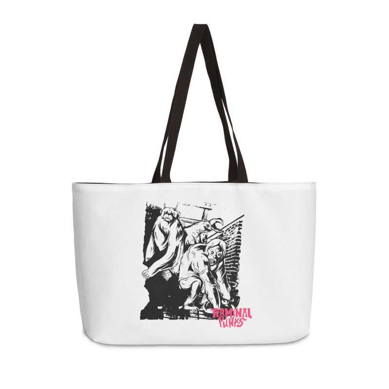 Terminal Punks - Lady Marmalade & Co. Accessories Bag by Mad Cave Studios's Artist Shop