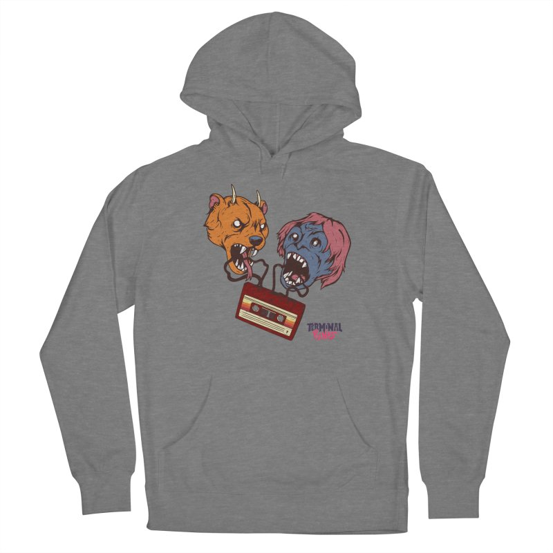 Terminal Punks - Retro Cassette Women's Pullover Hoody by Mad Cave Studios's Artist Shop