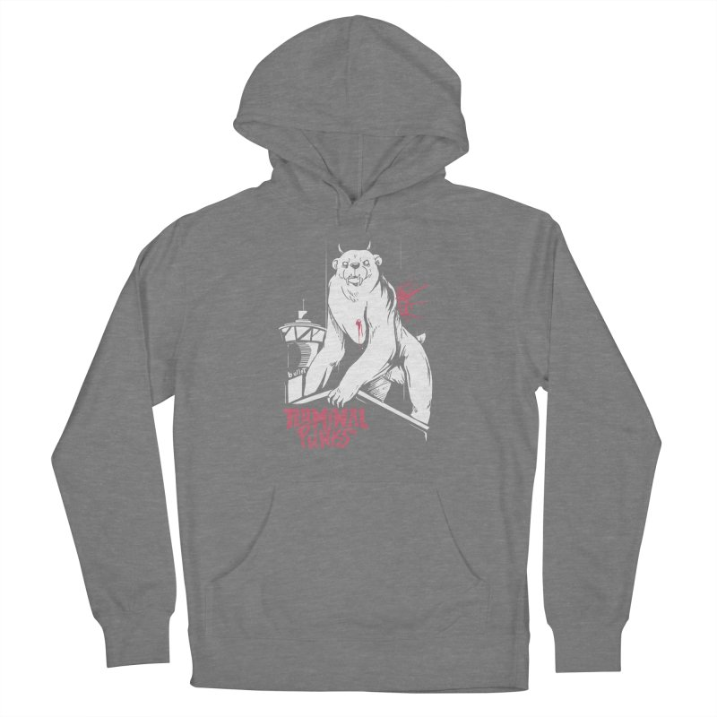 Terminal Punks - Menthal Smook Women's Pullover Hoody by Mad Cave Studios's Artist Shop