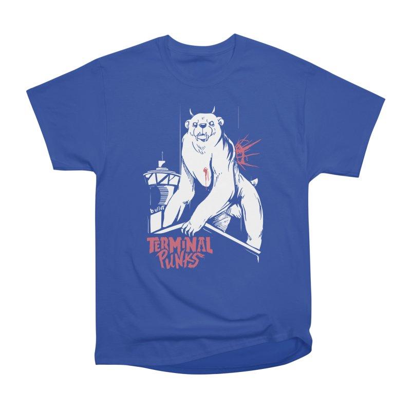 Terminal Punks - Menthal Smook Women's T-Shirt by Mad Cave Studios's Artist Shop