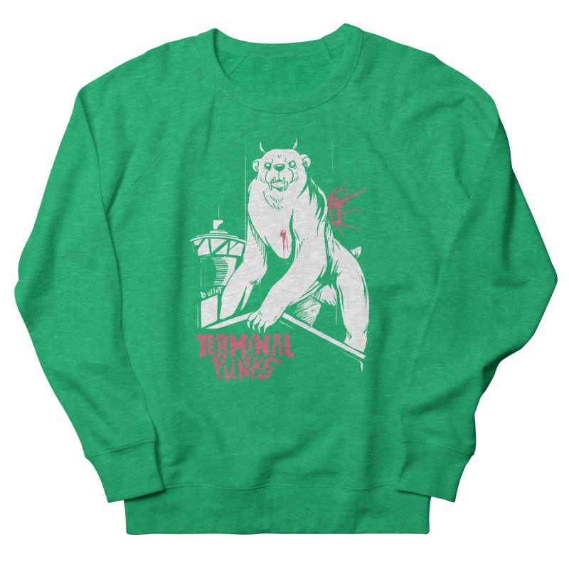 Terminal Punks - Menthal Smook Women's Sweatshirt by Mad Cave Studios's Artist Shop