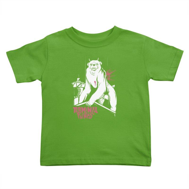 Terminal Punks - Menthal Smook Kids Toddler T-Shirt by Mad Cave Studios's Artist Shop