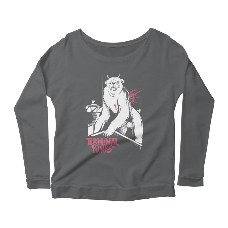 Terminal Punks - Menthal Smook Women's Longsleeve T-Shirt by Mad Cave Studios's Artist Shop