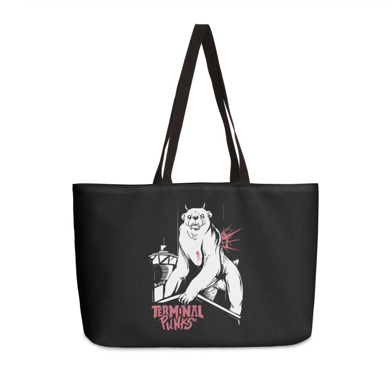 Terminal Punks - Menthal Smook Accessories Bag by Mad Cave Studios's Artist Shop