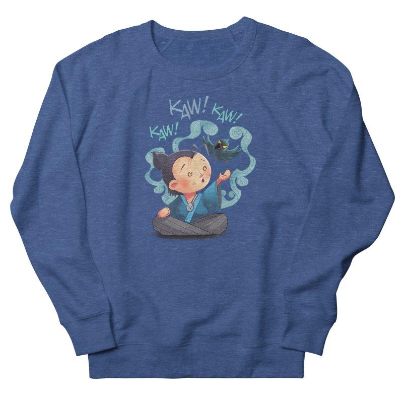 Honor and Curse - Genshi and Tengu Men's Sweatshirt by Mad Cave Studios's Artist Shop