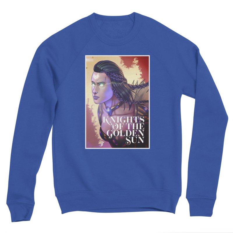 Knights of The Golden Sun - Uriel Men's Sweatshirt by Mad Cave Studios's Artist Shop