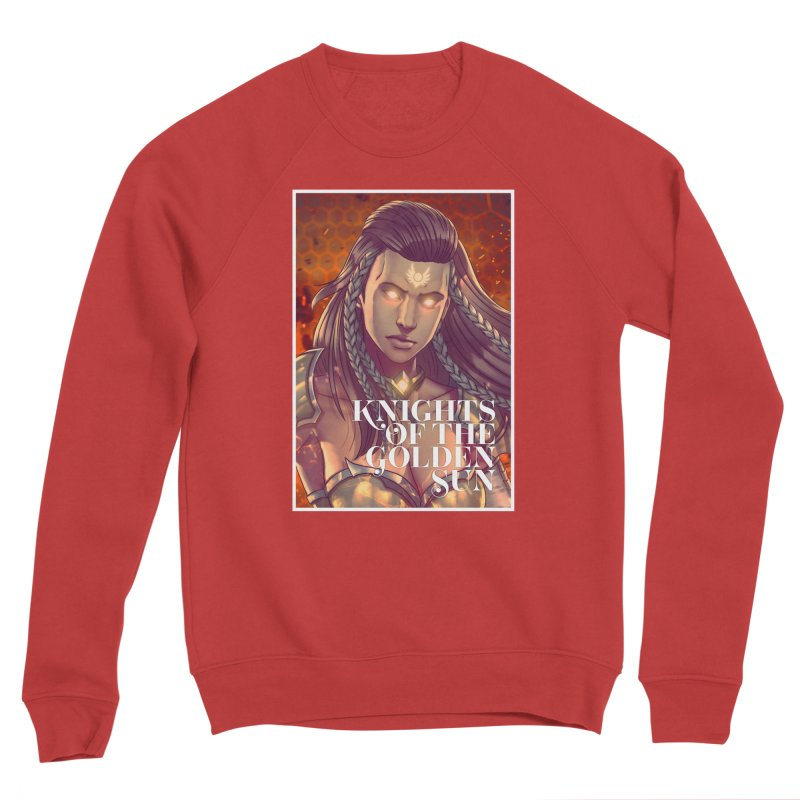 Knights of The Golden Sun - Gabrielle Women's Sweatshirt by Mad Cave Studios's Artist Shop