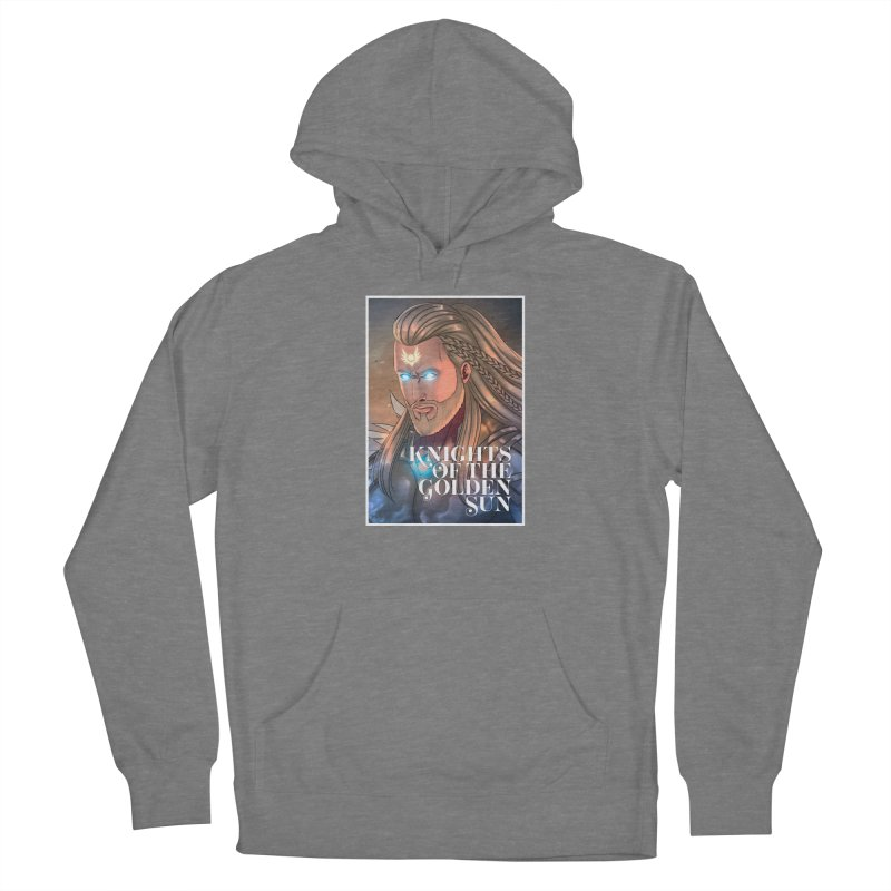 Knights of The Golden Sun - Michael Women's Pullover Hoody by Mad Cave Studios's Artist Shop