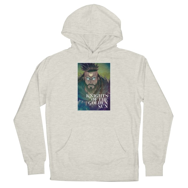 Knights of The Golden Sun - Raphael Women's Pullover Hoody by Mad Cave Studios's Artist Shop