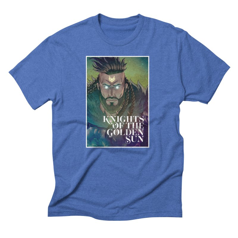Knights of The Golden Sun - Raphael Men's T-Shirt by Mad Cave Studios's Artist Shop
