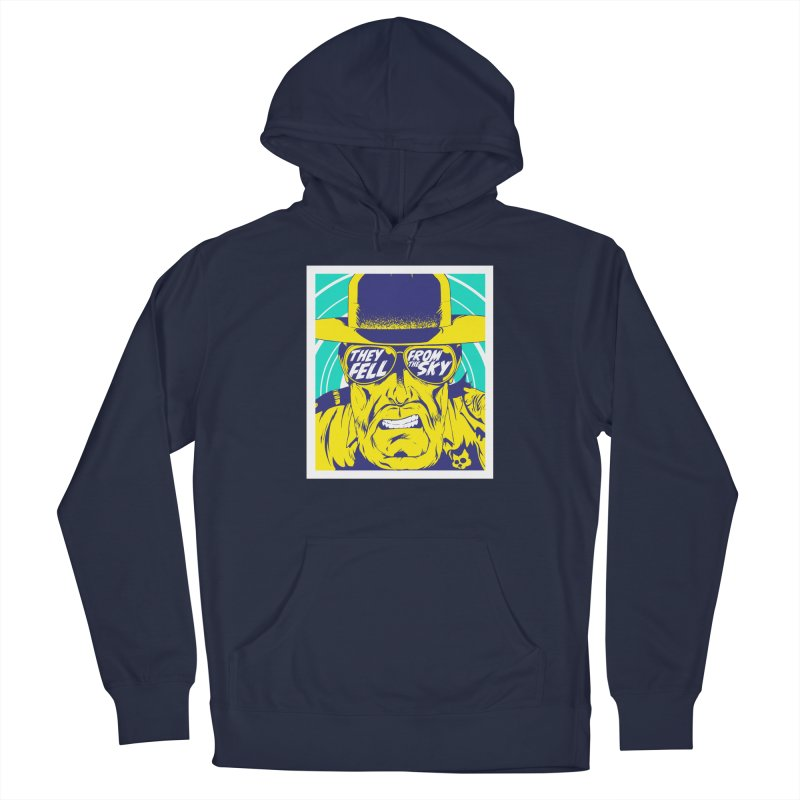 They Fell From The Sky Men's Pullover Hoody by Mad Cave Studios's Artist Shop