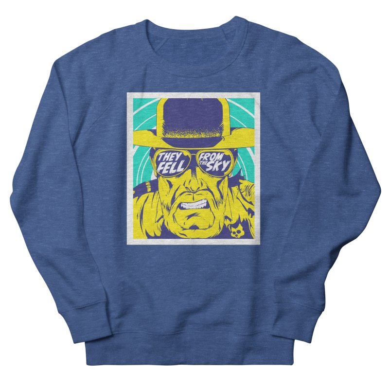 They Fell From The Sky Men's Sweatshirt by Mad Cave Studios's Artist Shop