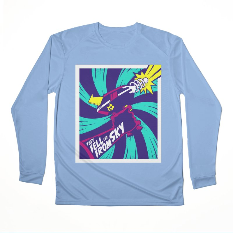 They Fell From The Sky Women's Longsleeve T-Shirt by Mad Cave Studios's Artist Shop