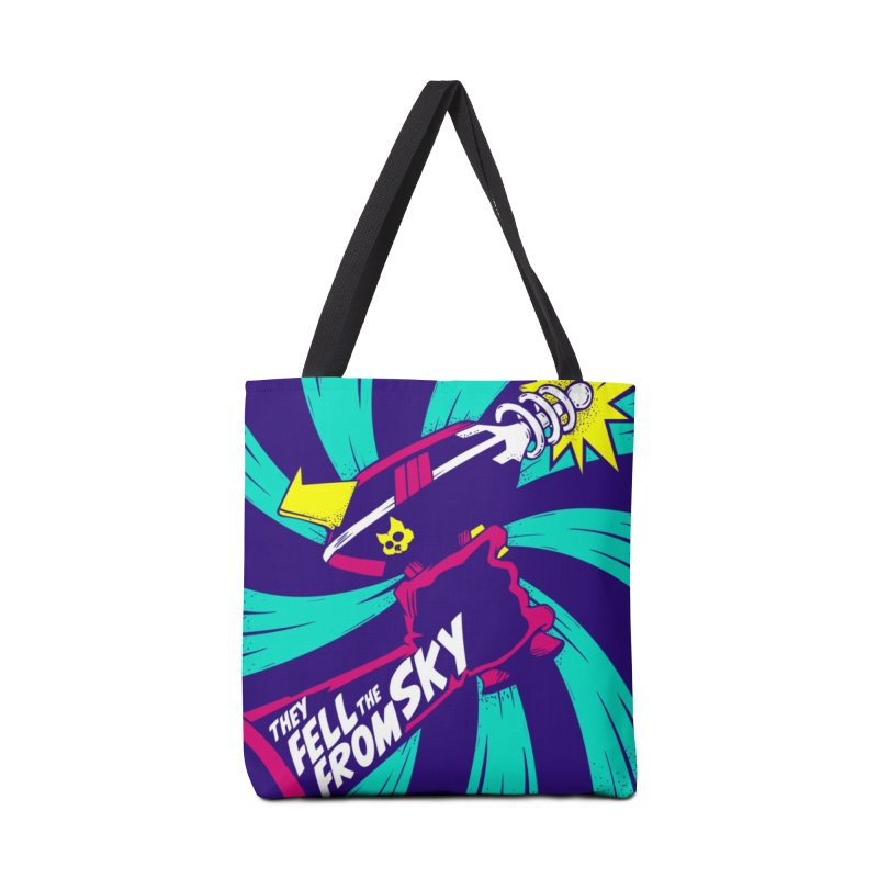 They Fell From The Sky Accessories Bag by Mad Cave Studios's Artist Shop
