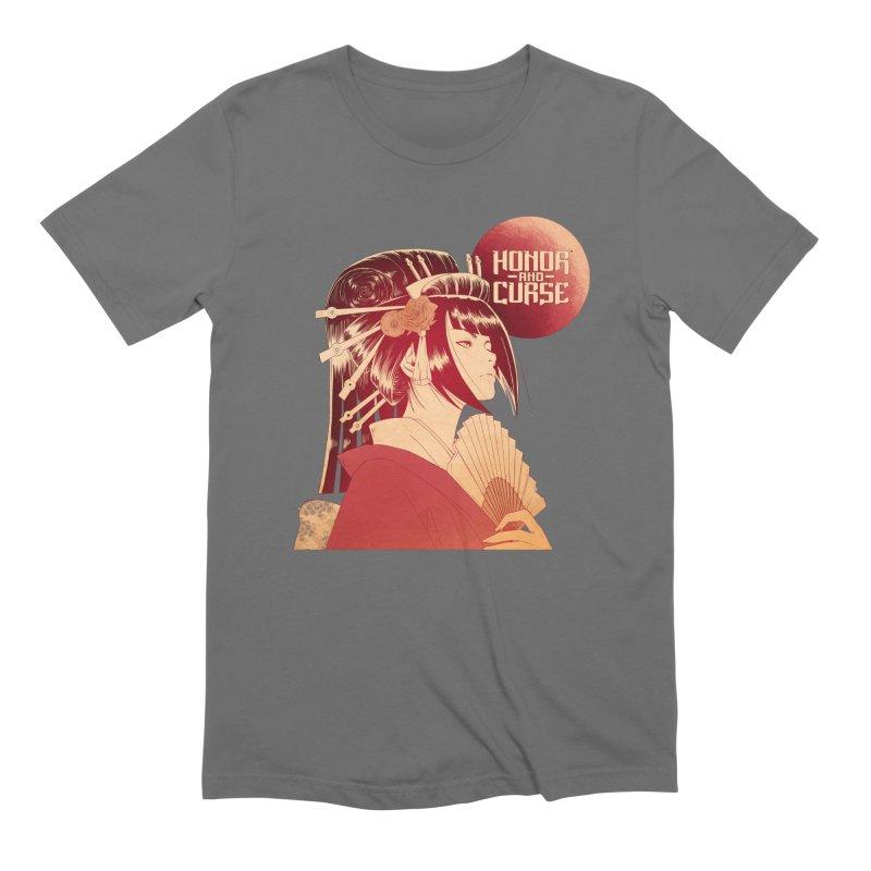 Lady Akemi - Iga Clan Men's T-Shirt by Mad Cave Studios's Artist Shop