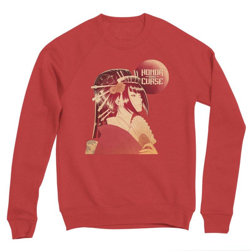 Lady Akemi - Iga Clan Women's Sweatshirt by Mad Cave Studios's Artist Shop