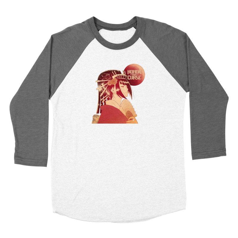 Lady Akemi - Iga Clan Women's Longsleeve T-Shirt by Mad Cave Studios's Artist Shop