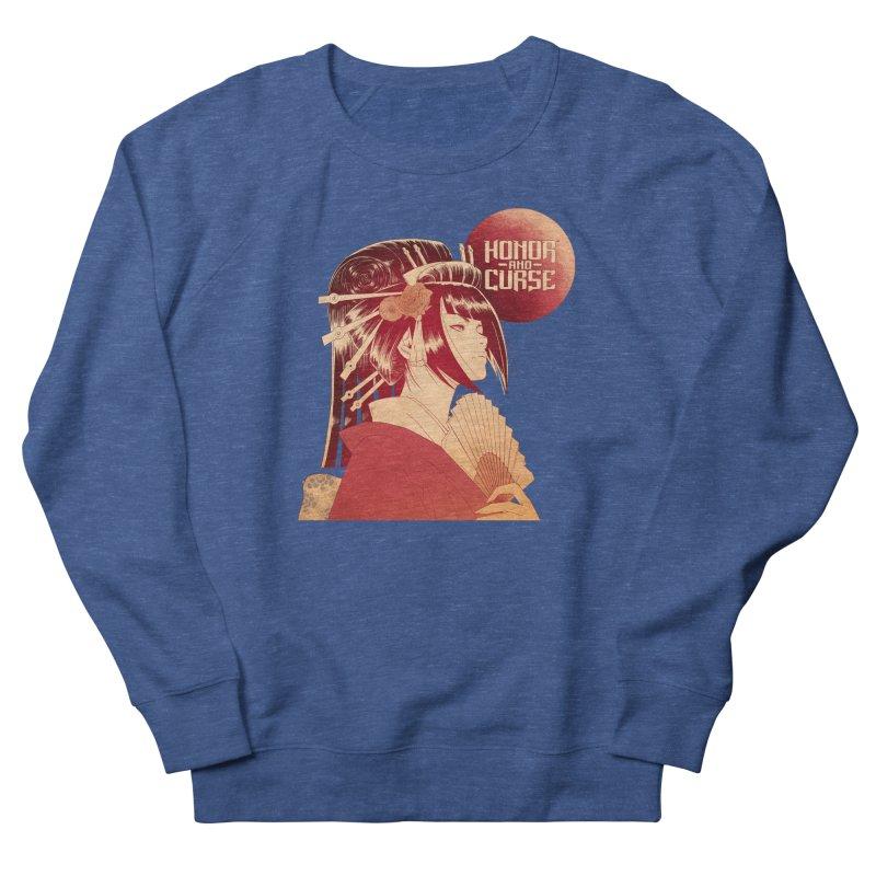Lady Akemi - Iga Clan Men's Sweatshirt by Mad Cave Studios's Artist Shop