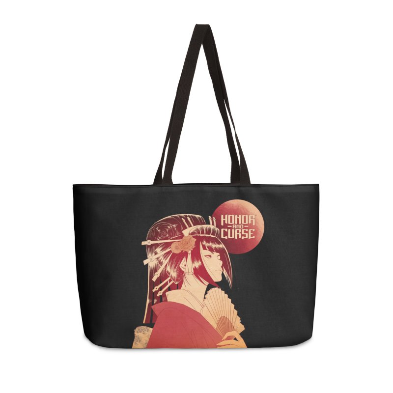 Lady Akemi - Iga Clan Accessories Bag by Mad Cave Studios's Artist Shop