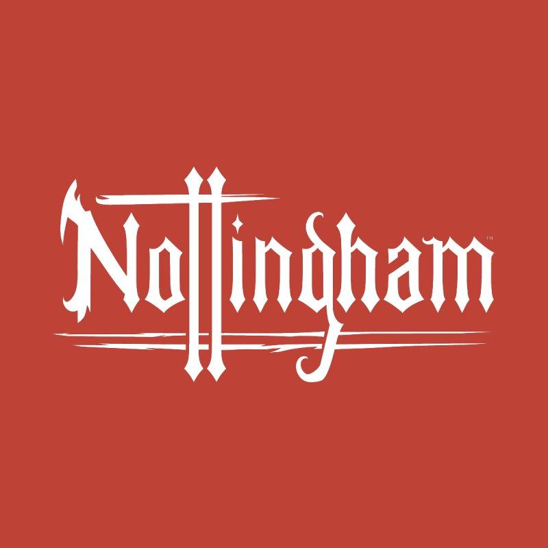 Nottingham - Merry Men Men's Cut & Sew by Mad Cave Studios's Artist Shop