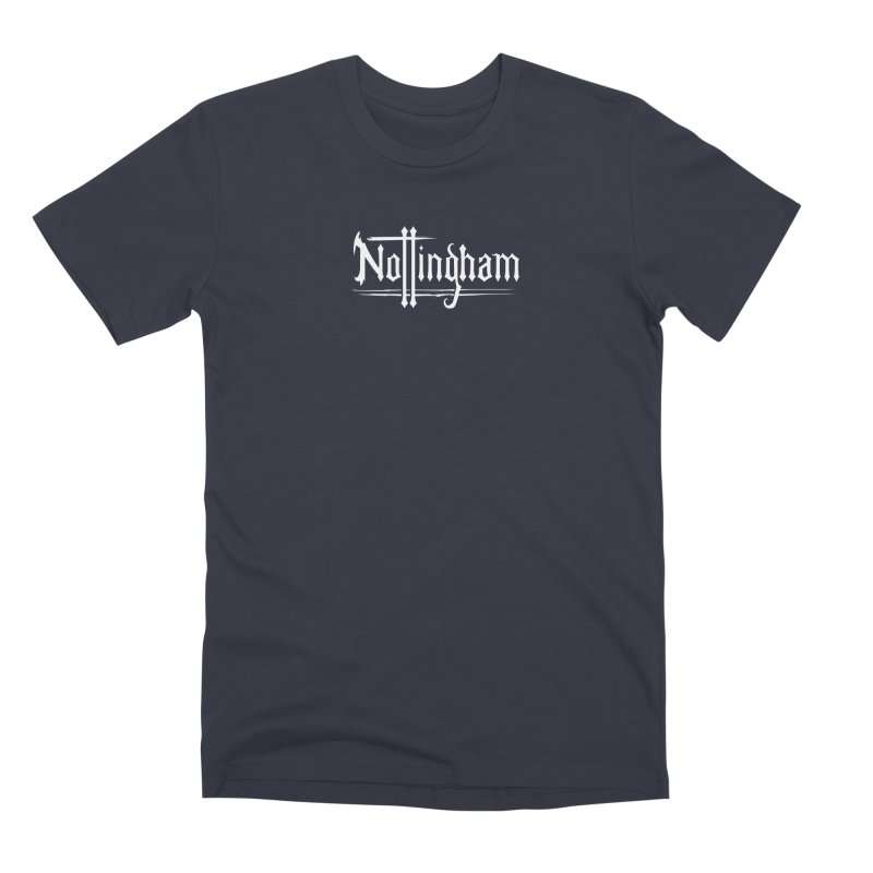 Nottingham Men's T-Shirt by Mad Cave Studios's Artist Shop