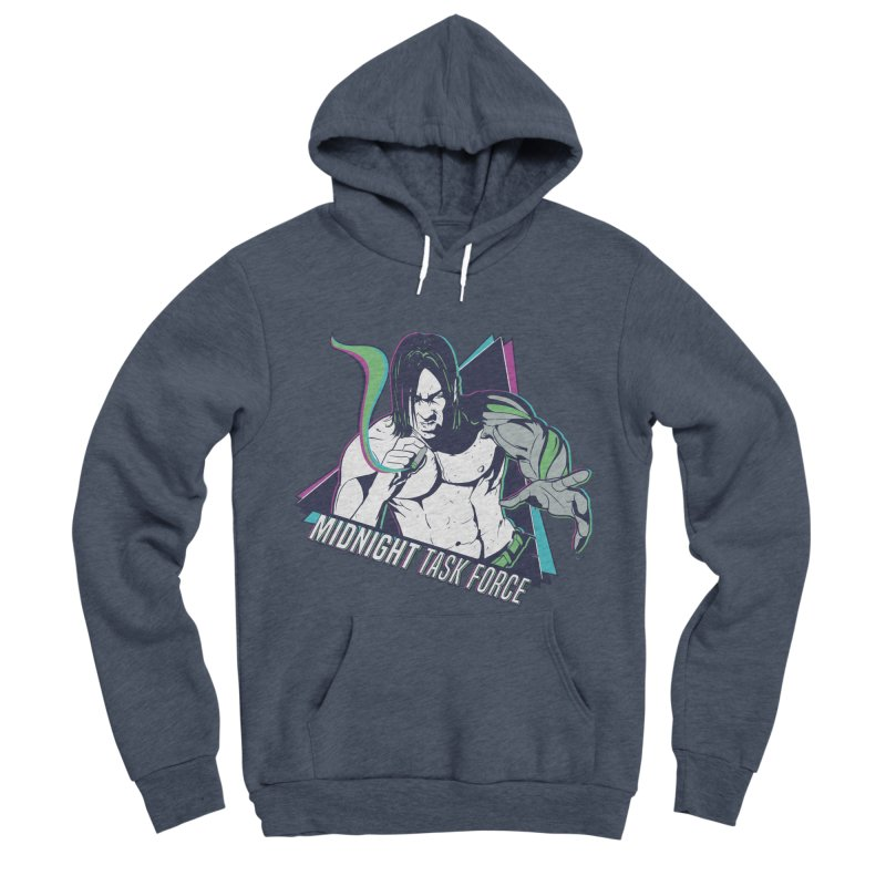 Aiden McCormick - Midnight Task Force Women's Sponge Fleece Pullover Hoody by Mad Cave Studios's Artist Shop