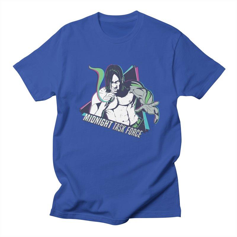 Aiden McCormick - Midnight Task Force Women's Regular Unisex T-Shirt by Mad Cave Studios's Artist Shop