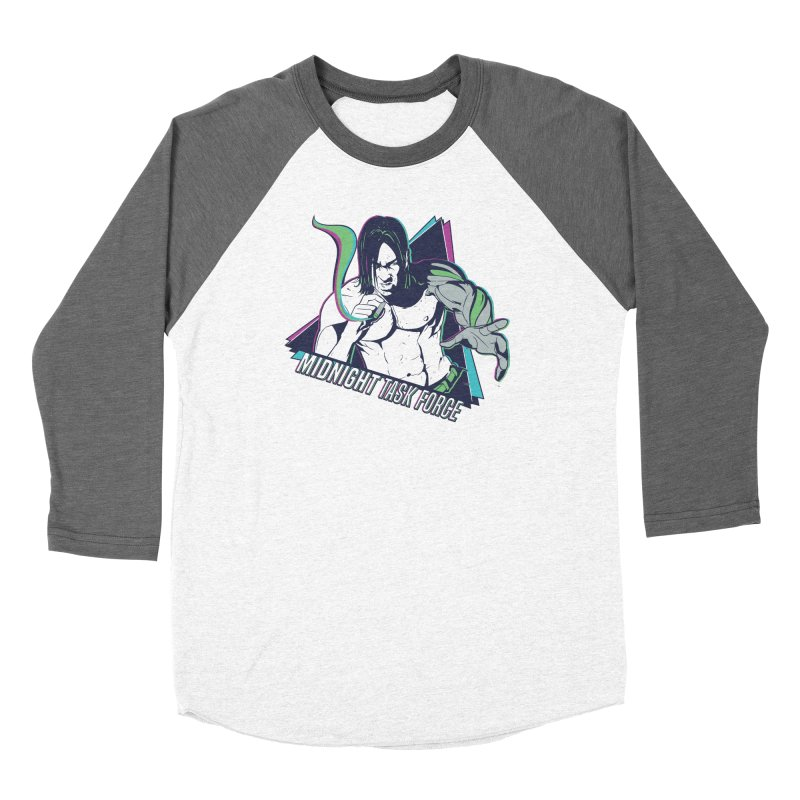 Aiden McCormick - Midnight Task Force Women's Longsleeve T-Shirt by Mad Cave Studios's Artist Shop