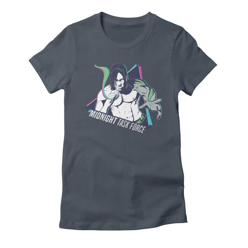Aiden McCormick - Midnight Task Force Women's T-Shirt by Mad Cave Studios's Artist Shop