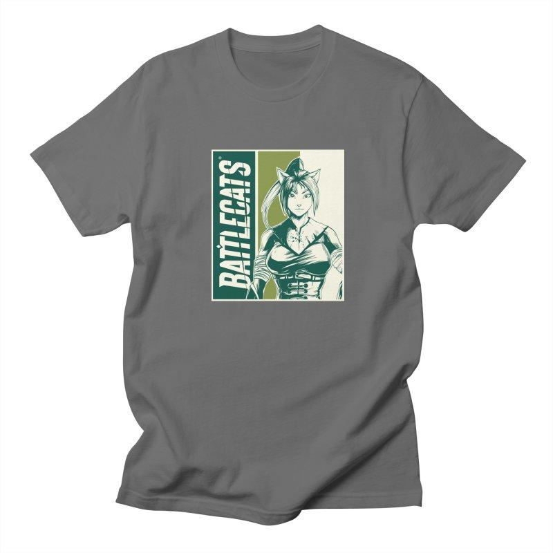 Battlecats - Kaleera Men's T-Shirt by Mad Cave Studios's Artist Shop