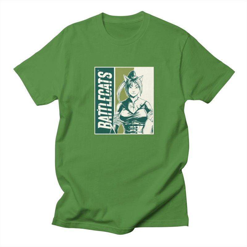 Battlecats - Kaleera Women's Regular Unisex T-Shirt by Mad Cave Studios's Artist Shop