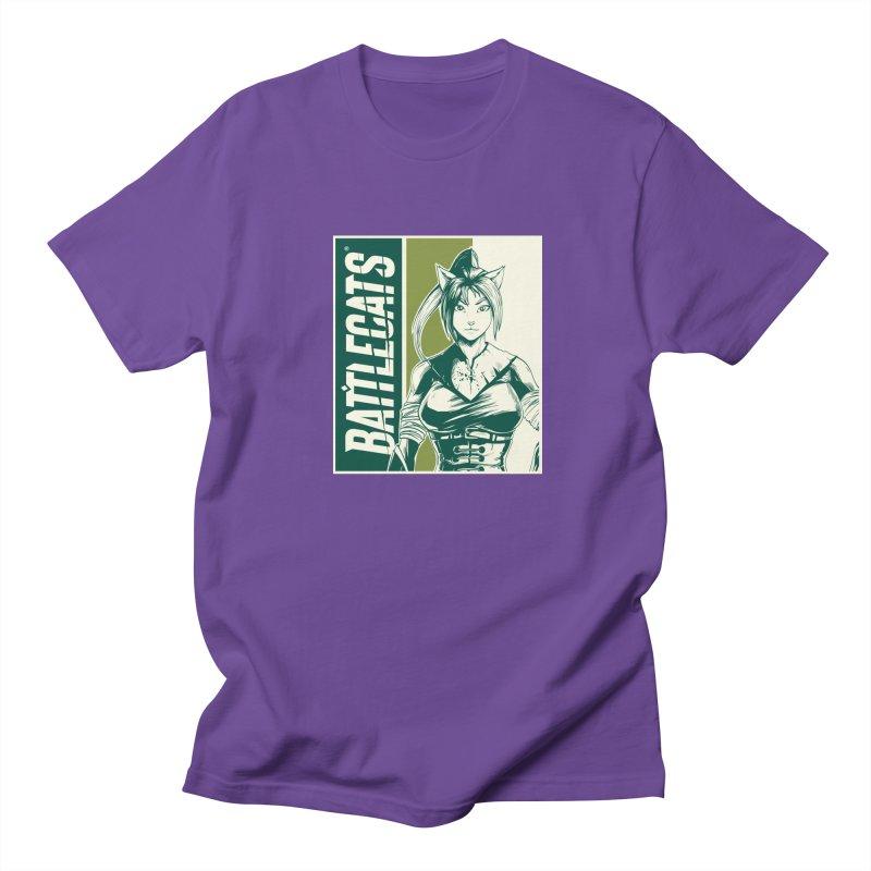 Battlecats - Kaleera Women's Regular Unisex T-Shirt by MadCaveStudios's Artist Shop