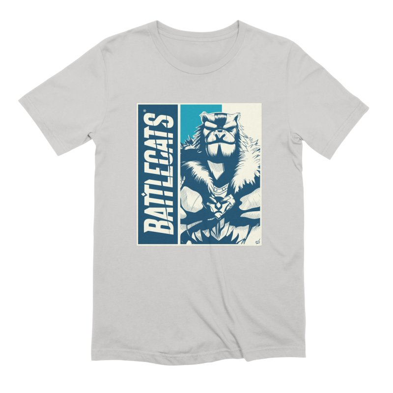 Battlecats - Kelthan Men's Extra Soft T-Shirt by Mad Cave Studios's Artist Shop