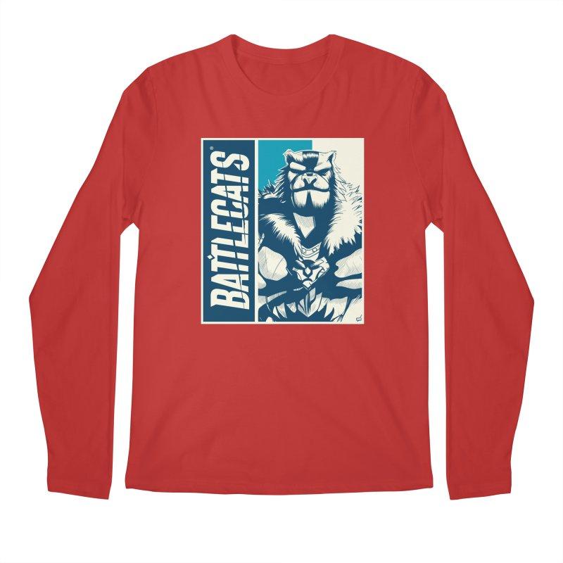 Battlecats - Kelthan Men's Regular Longsleeve T-Shirt by MadCaveStudios's Artist Shop