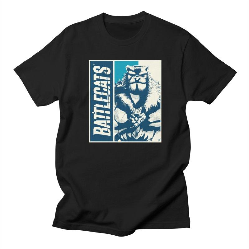 Battlecats - Kelthan Women's Regular Unisex T-Shirt by Mad Cave Studios's Artist Shop