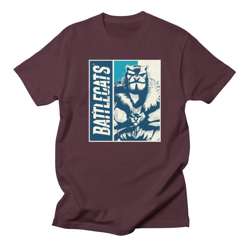Battlecats - Kelthan Men's Regular T-Shirt by Mad Cave Studios's Artist Shop