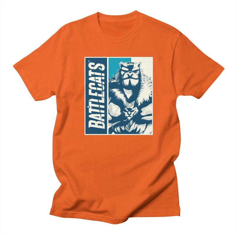 Battlecats - Kelthan Men's Regular T-Shirt by MadCaveStudios's Artist Shop