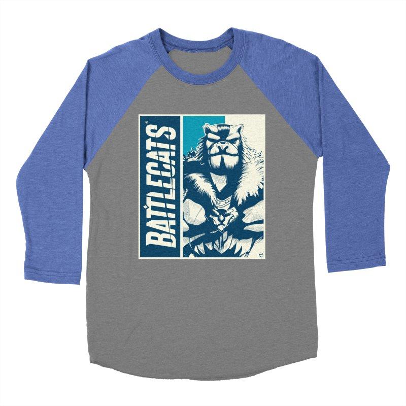 Battlecats - Kelthan Women's Baseball Triblend Longsleeve T-Shirt by MadCaveStudios's Artist Shop