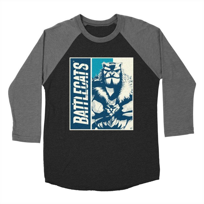 Battlecats - Kelthan Women's Baseball Triblend Longsleeve T-Shirt by Mad Cave Studios's Artist Shop