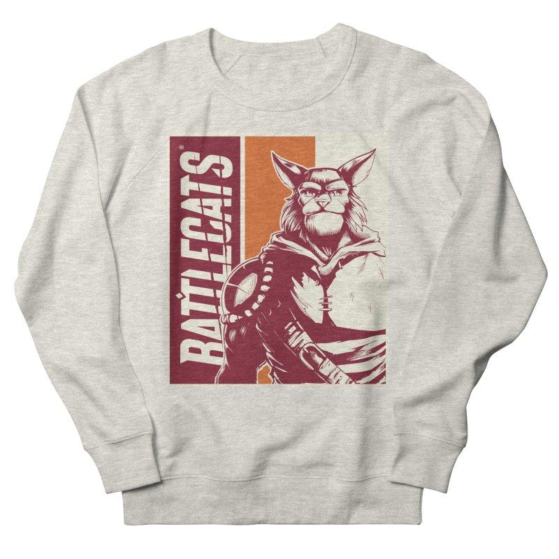 Battlecats - Mekkar Men's French Terry Sweatshirt by MadCaveStudios's Artist Shop