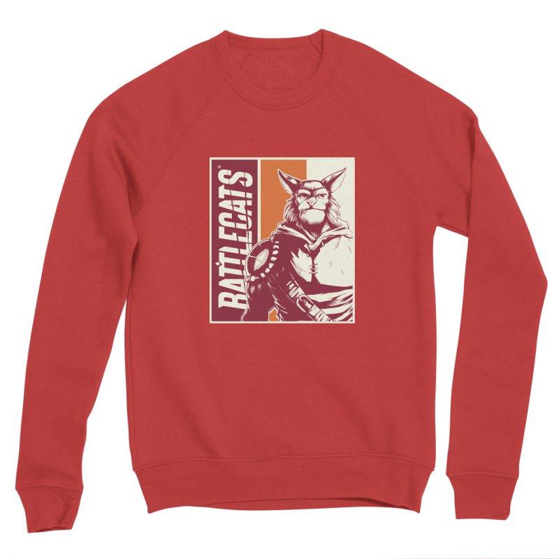 Battlecats - Mekkar Women's Sponge Fleece Sweatshirt by Mad Cave Studios's Artist Shop