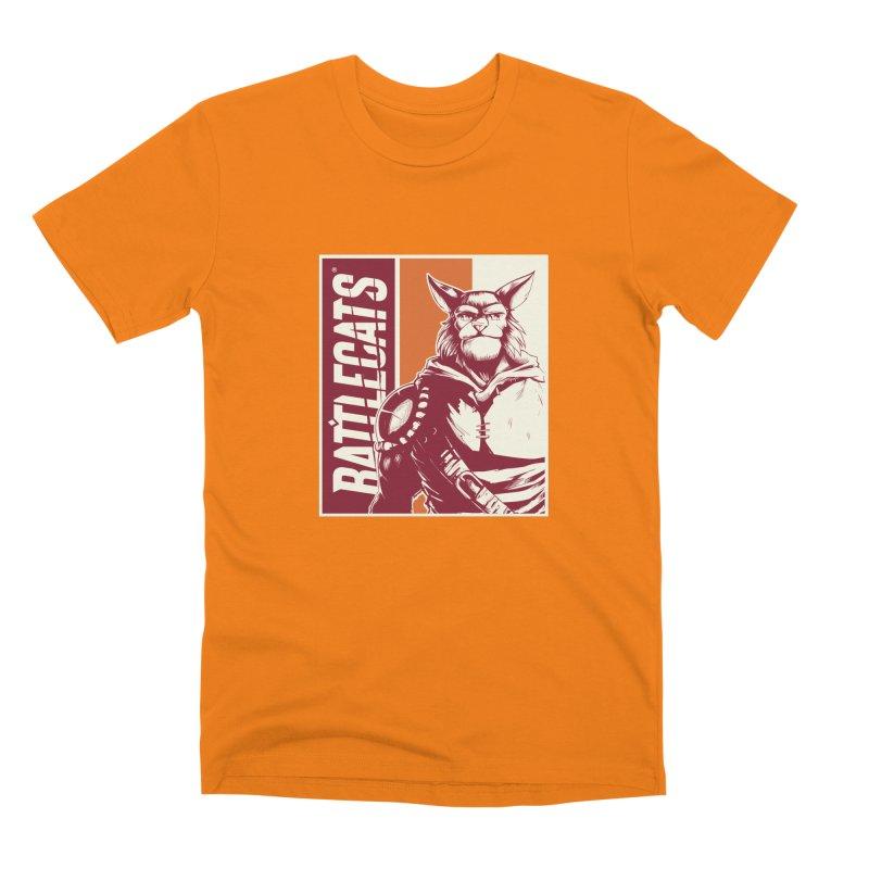 Battlecats - Mekkar Men's Premium T-Shirt by Mad Cave Studios's Artist Shop