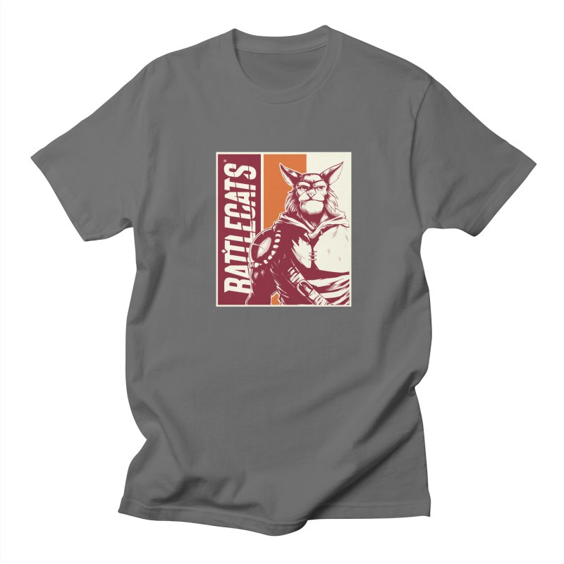 Battlecats - Mekkar Men's T-Shirt by Mad Cave Studios's Artist Shop