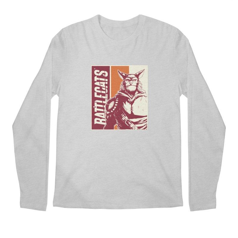 Battlecats - Mekkar Men's Regular Longsleeve T-Shirt by MadCaveStudios's Artist Shop
