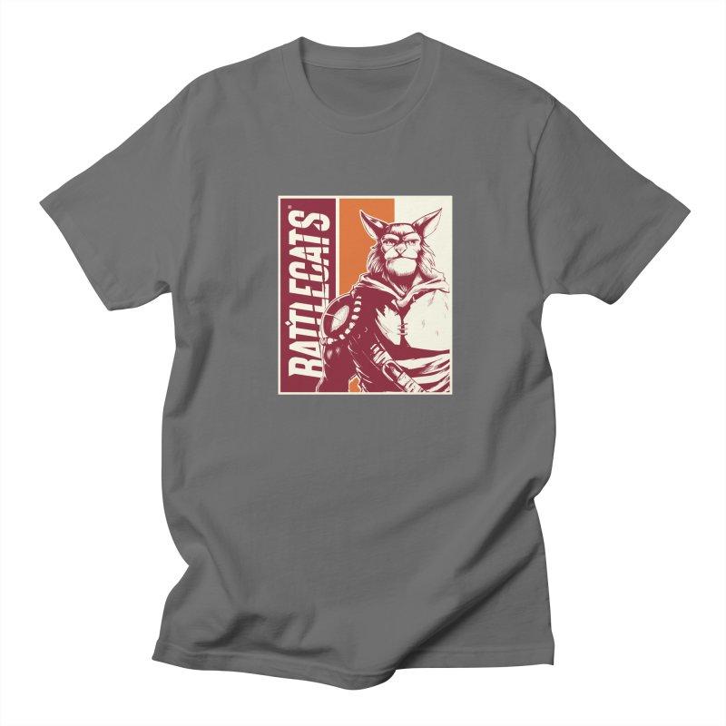 Battlecats - Mekkar Men's Regular T-Shirt by MadCaveStudios's Artist Shop