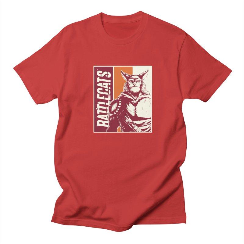 Battlecats - Mekkar Women's Regular Unisex T-Shirt by Mad Cave Studios's Artist Shop