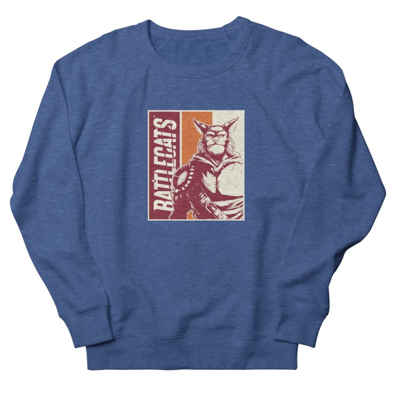 Battlecats - Mekkar Men's French Terry Sweatshirt by MadCaveStudios's Artist Shop