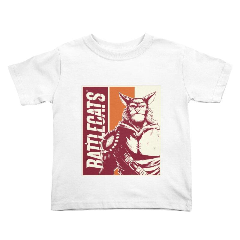 Battlecats - Mekkar Kids Toddler T-Shirt by MadCaveStudios's Artist Shop
